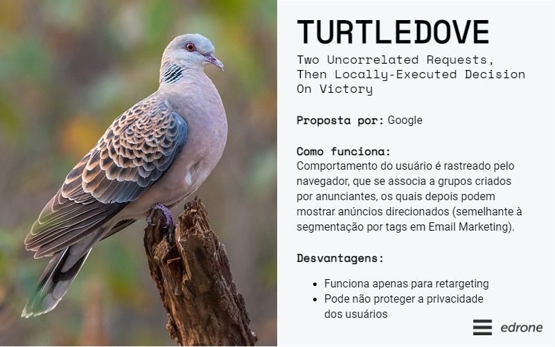 descrição geral do turtledove - two uncorrelated requests then locally-executed decision on victory